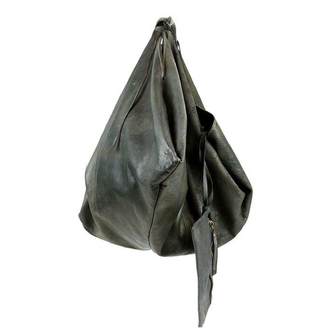 REBECCA Handbag Dark Grey