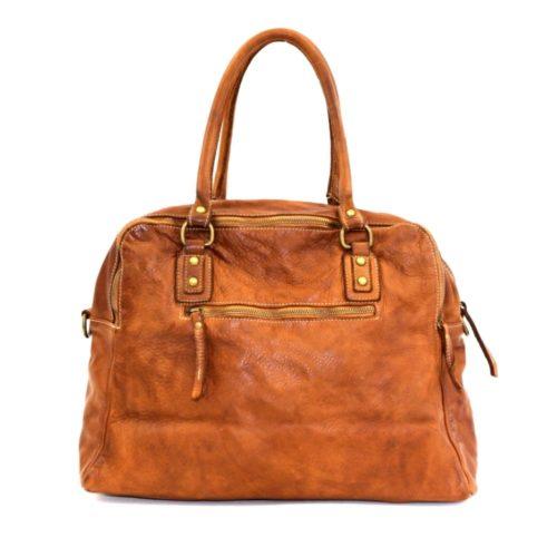 ISOTTA Bowling Bag Tan