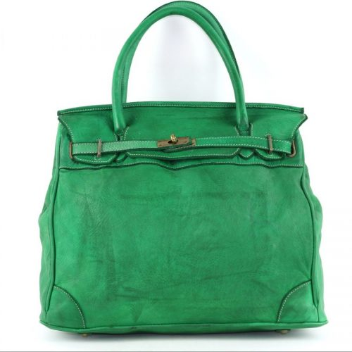 ALICIA Structured Bag Emerald Green