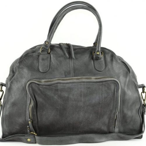 ALMA Travel Bag Dark Grey