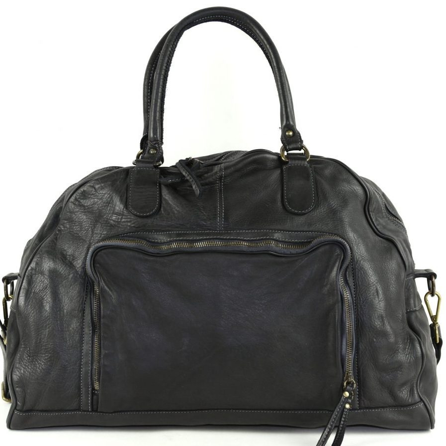 ALMA Travel Bag Black