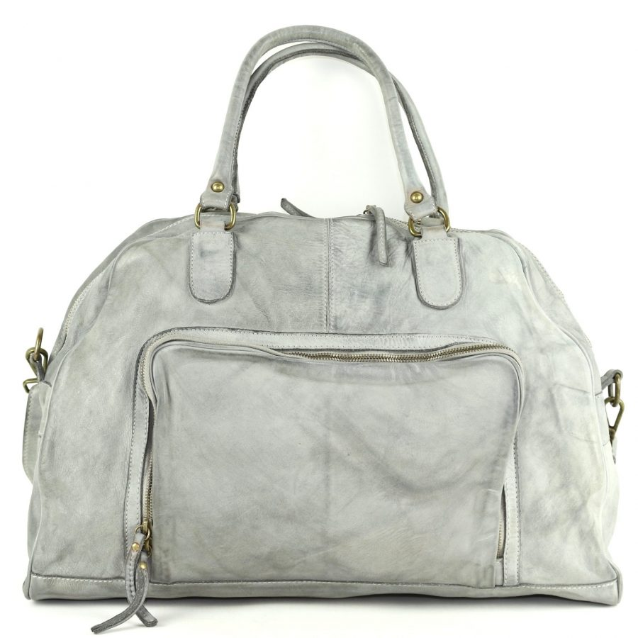 ALMA Travel Bag Light Grey