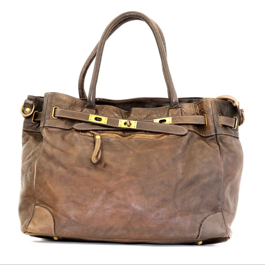 ARIANNA Hand Bag Taupe