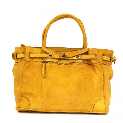 ARIANNA Hand Bag Mustard
