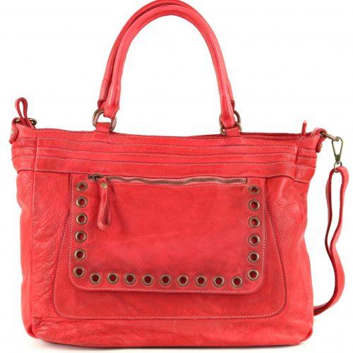 FEDERICA Shoulder Bag Red