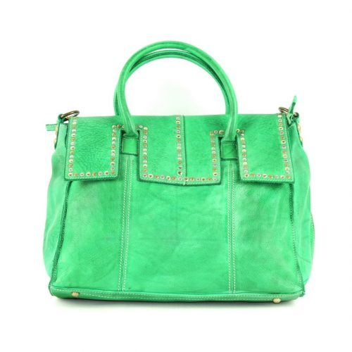 ANITA Hand Bag Bright Green