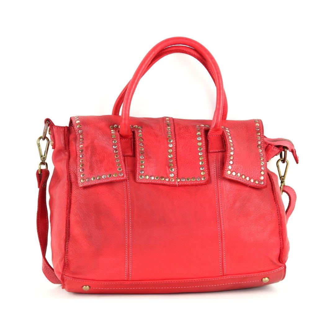 ANITA Hand Bag Red
