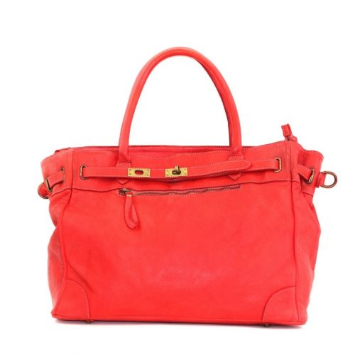 ARIANNA Hand Bag Red