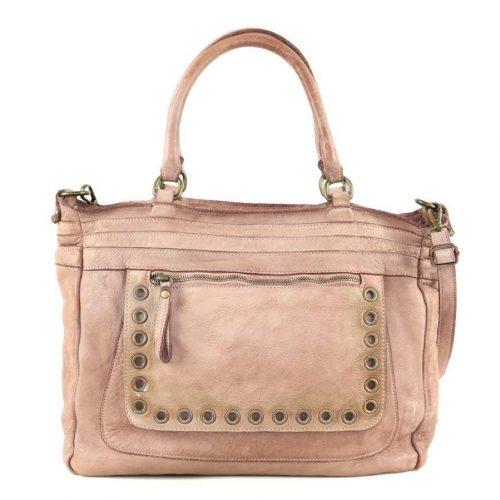 FEDERICA Shoulder Bag Blush