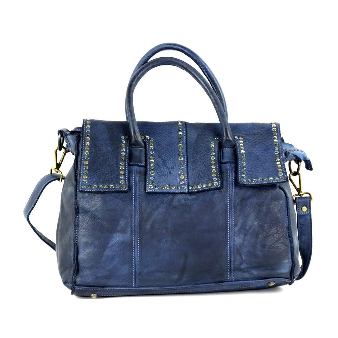 ANITA Hand Bag Navy
