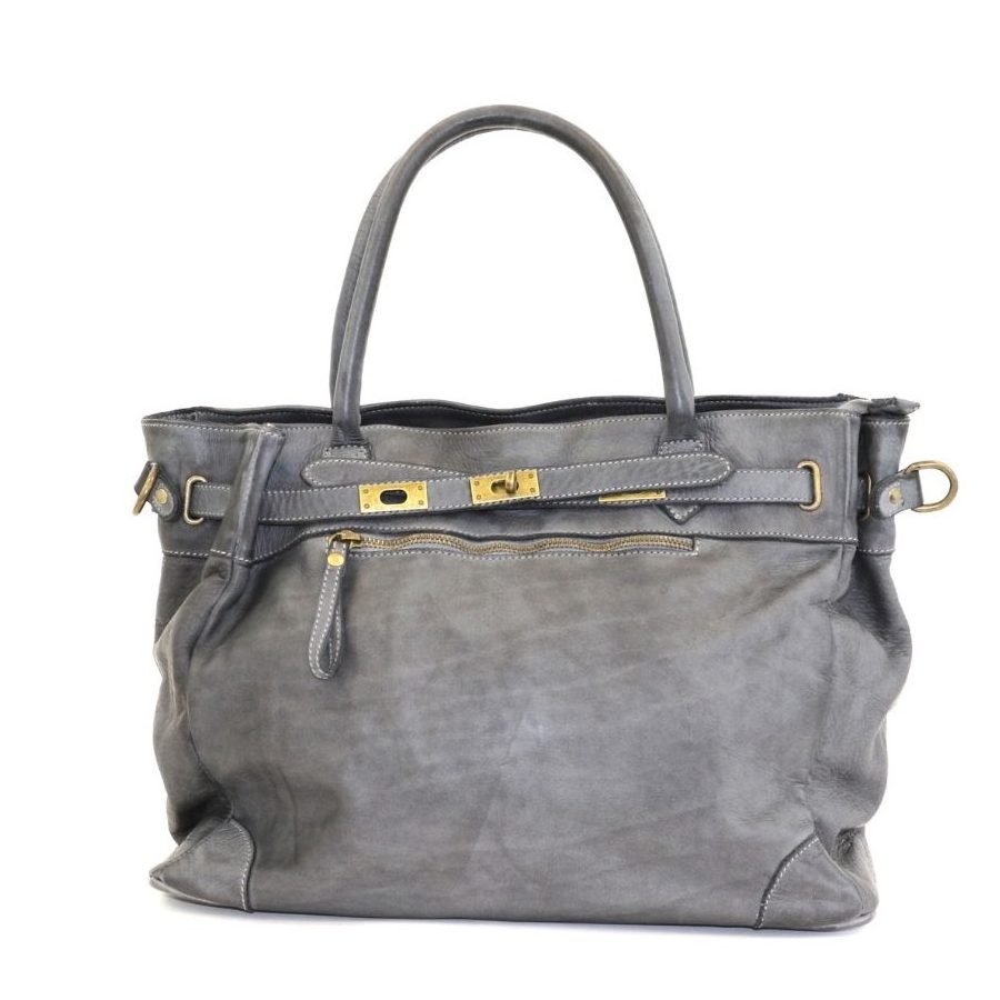 ARIANNA Hand Bag Grey