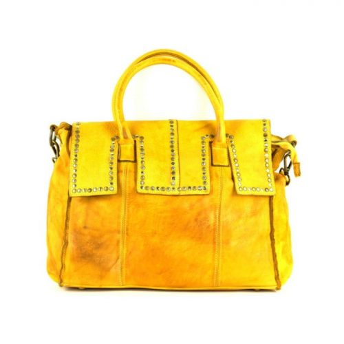 ANITA Hand Bag Mustard