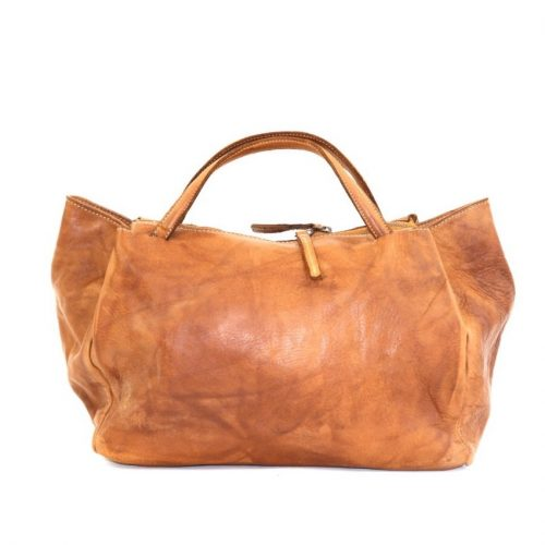 COSTANZA Hand Bag Tan