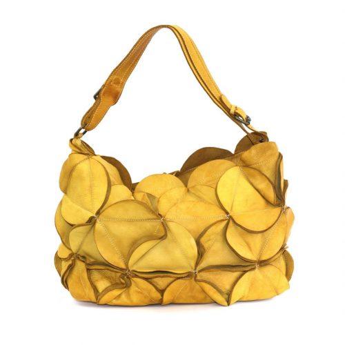 MARGHERITA Shoulder Bag Mustard