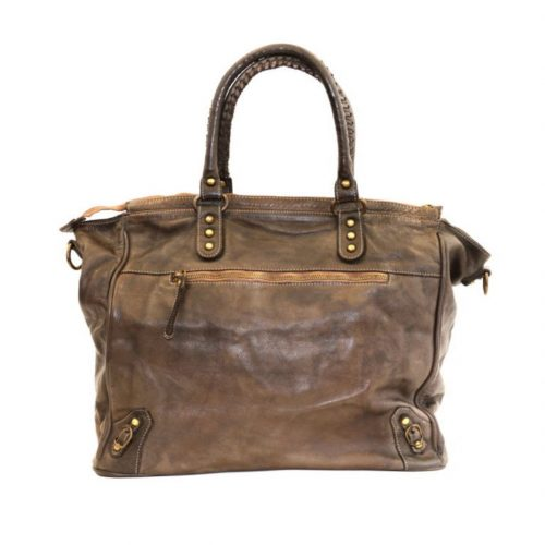 SOFIA Handbag Dark Brown