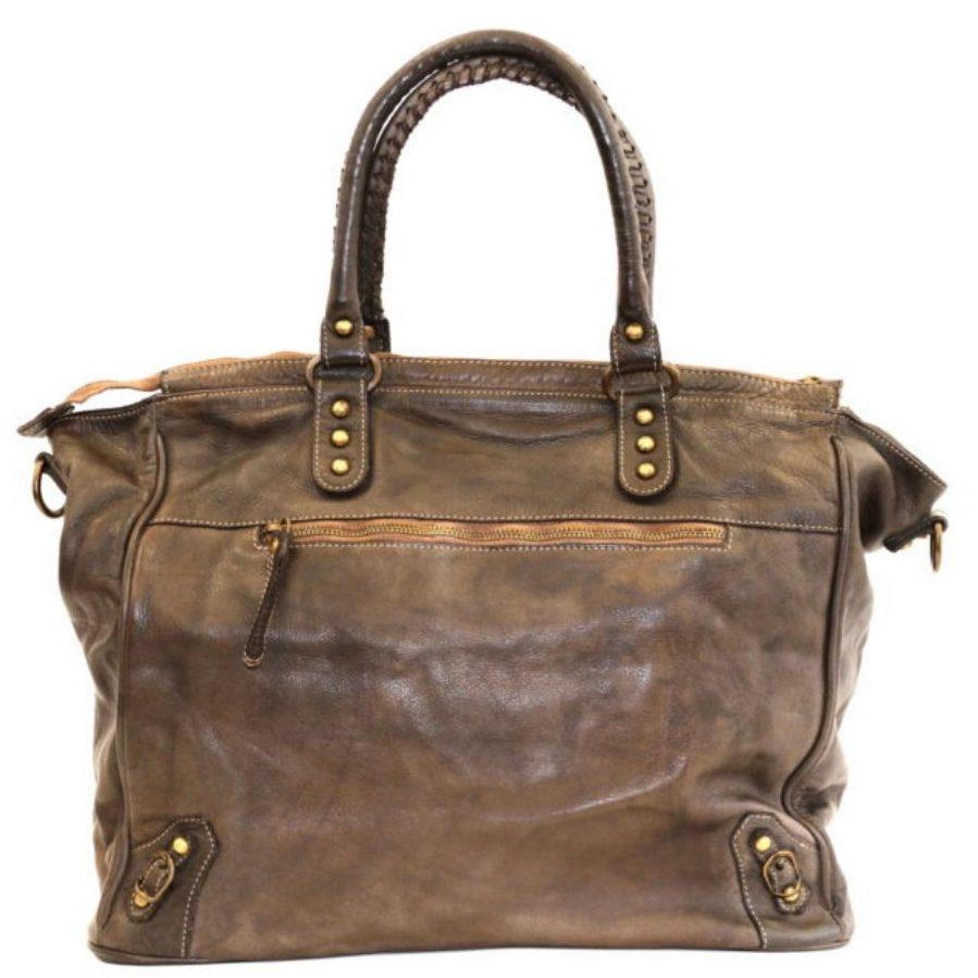 SOFIA Handbag Dark Brown