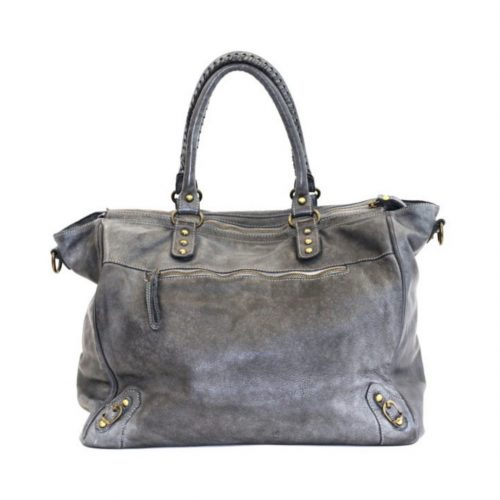 SOFIA Handbag Dark Grey