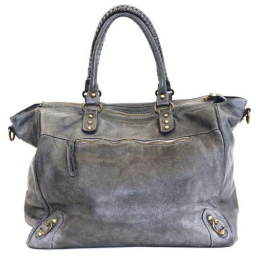SOFIA Handbag Dark Grey