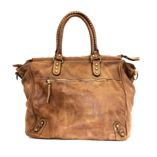 SOFIA Handbag Tan