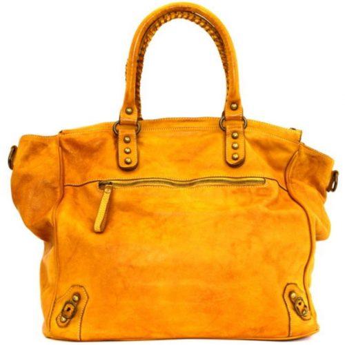 SOFIA Handbag Mustard