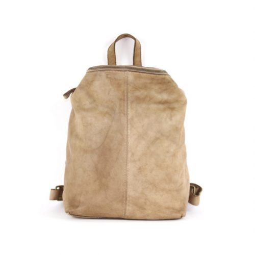ANDREA Rucksack Light Brown