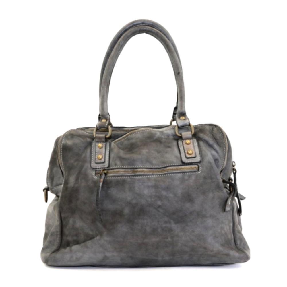 ISOTTA Bowling Bag Dark Grey