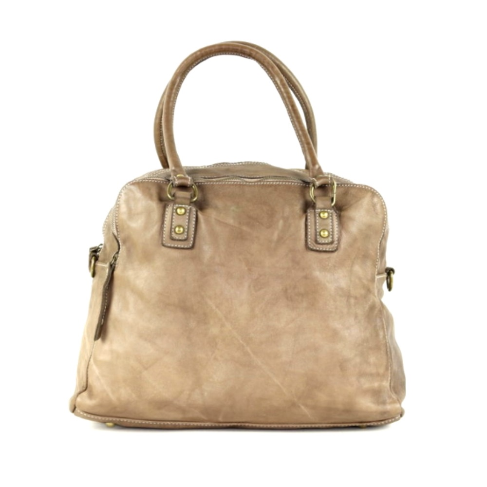 ISOTTA Bowling Bag Light Brown