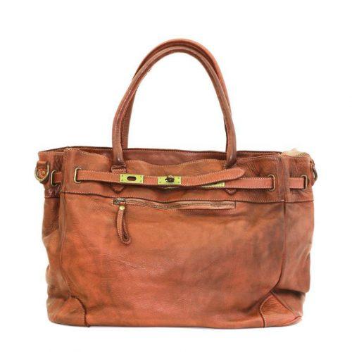 ARIANNA Hand Bag Tan