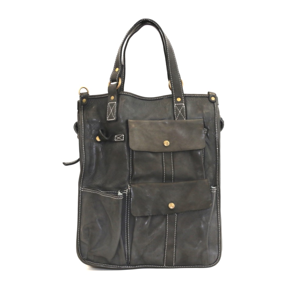 ROBYN Business Bag With Pockets Black