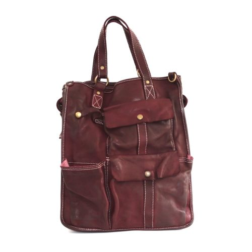 ROBYN Business Bag With Pockets Wine
