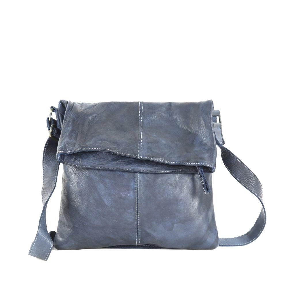 SASHA Crossbody Bag Navy