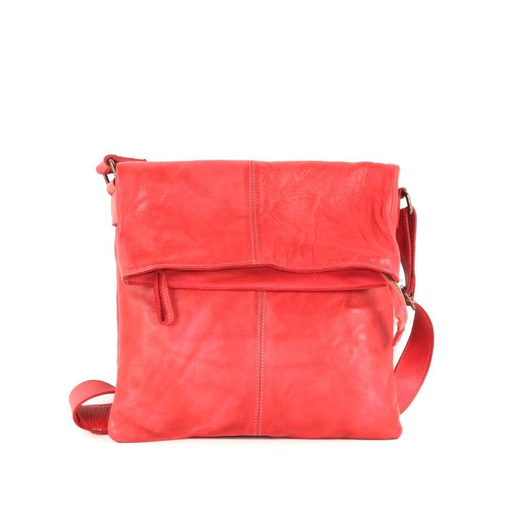 SASHA Crossbody Bag Red
