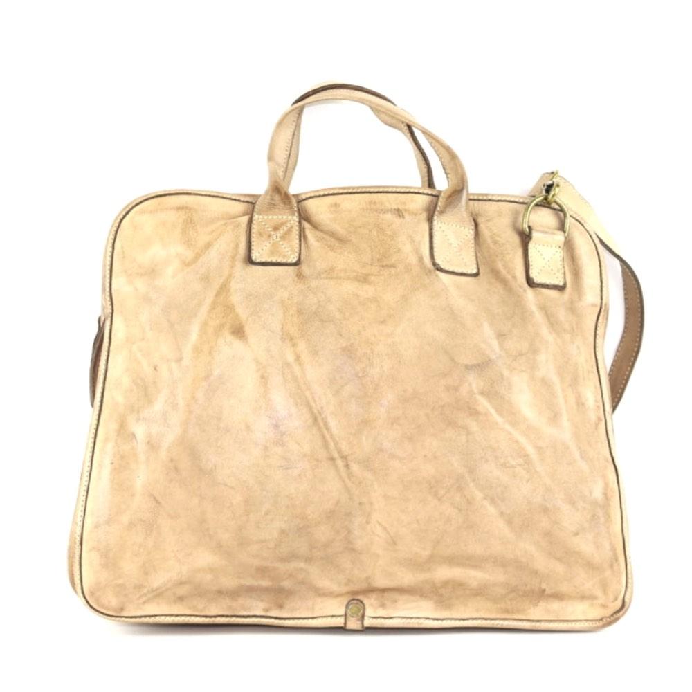 MORGAN Business Bag Beige