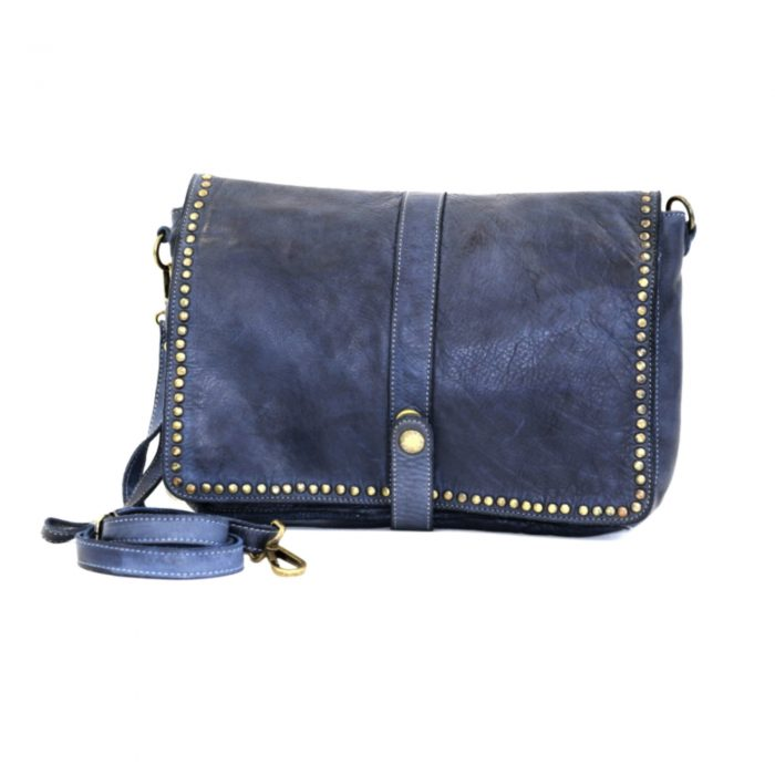 MARTA Messenger Bag Navy