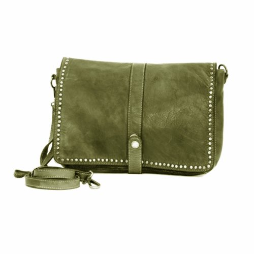MARTA Messenger Bag Army Green