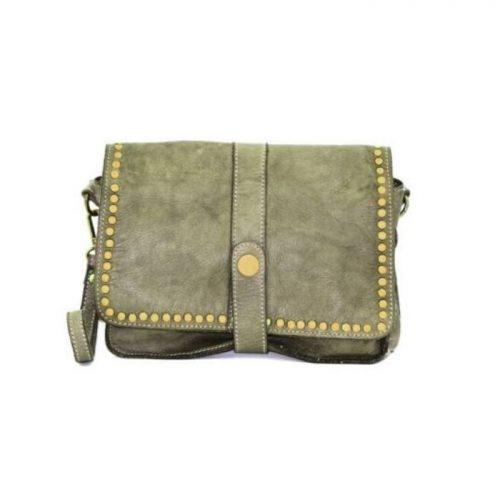 MARTINA Messenger Bag Army Green