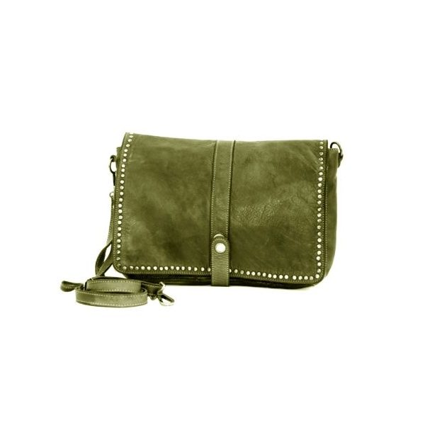 MARTINA Messenger Bag Army Green
