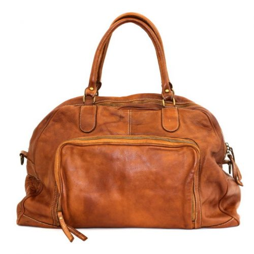 ALMA Travel Bag Tan