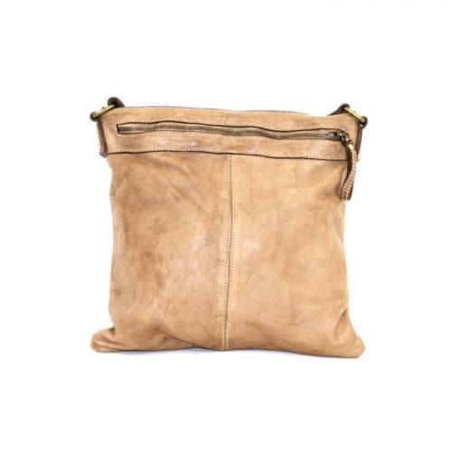 CARMEN Crossbody Bag Beige
