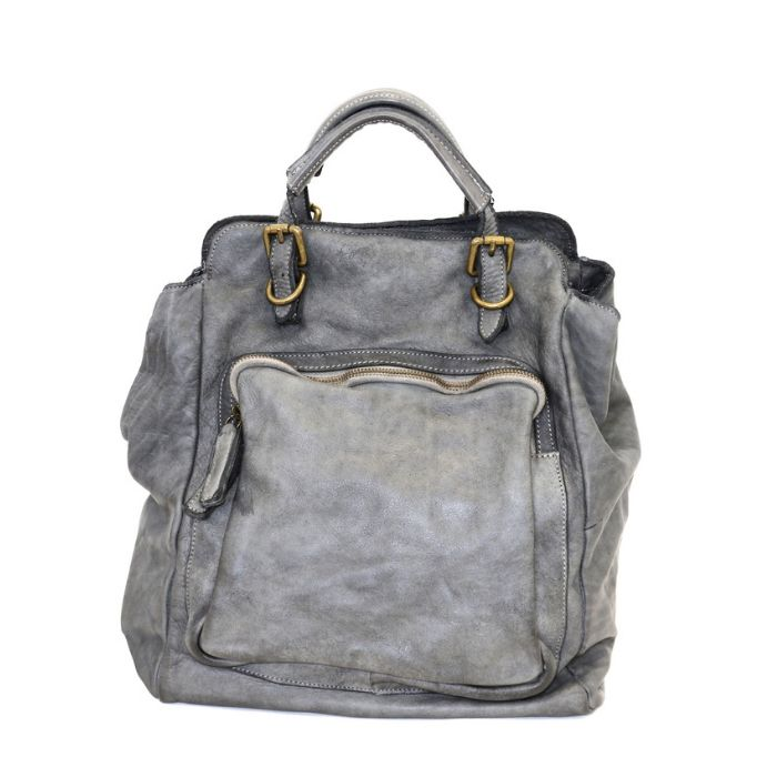 EVA Convertible Backpack Light Grey