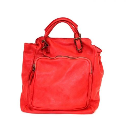 EVA Convertible Backpack Red