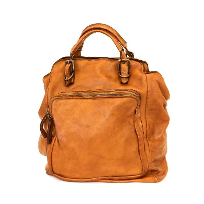 EVA Convertible Backpack Tan
