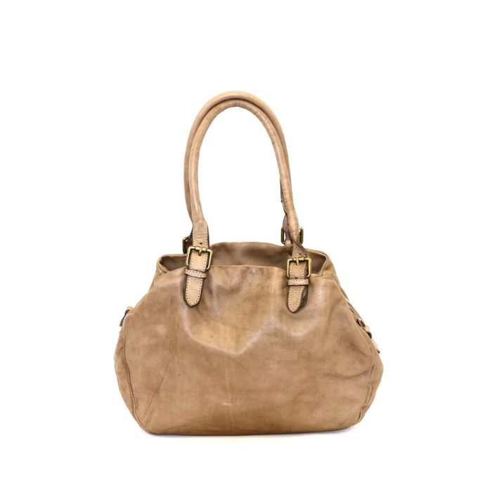 OLIVIA Handbag Light Taupe
