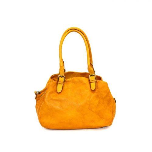 OLIVIA Handbag Mustard