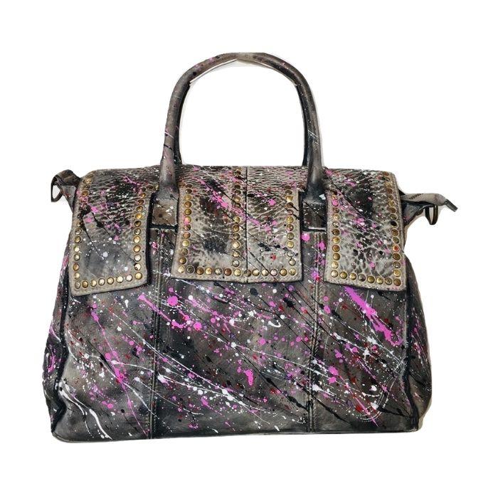 ANITA Hand Bag Grey Limited Edition