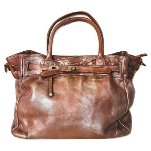 ARIANNA Hand Bag Tan Limited Edition