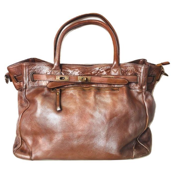 ARIANNA Hand Bag Tan Limited Edition