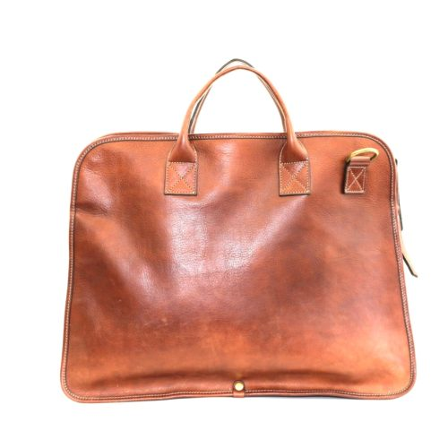 MORGAN Business Bag Dark Tan