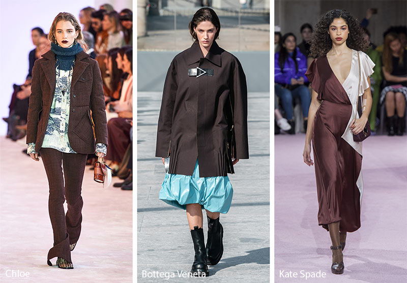 colour trends for autumn winter 2019 2020