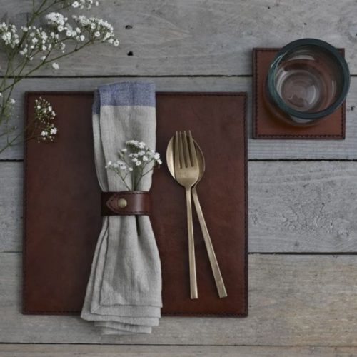 Leather Place Mat